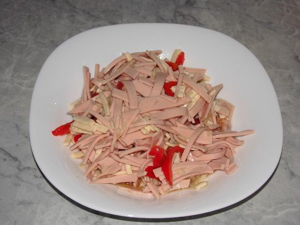 Wurstsalat - Rezept - Bild Nr. 2