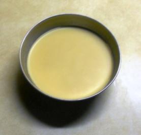 """Reines Butterschmalz à la """"Oòrndrasch"""", selbst hergestellt und viel besser als gekauftes. - Rezept"""