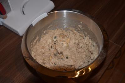 Schnelles Kastenbrot - Rezept