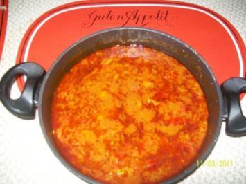 Suppen: Ungarische Gulaschsuppe Von Oma Regina - Rezept