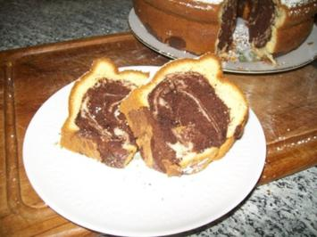 Backstube: Marmorkuchen - Rezept