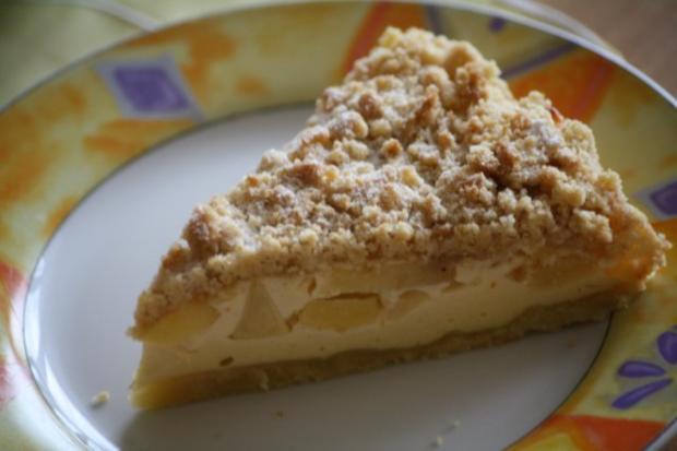 Apfel Quark Kuchen Rezept Mit Bild Kochbar De