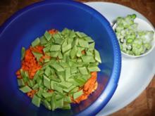 Nudel - Gemüse - Gratin - Rezept