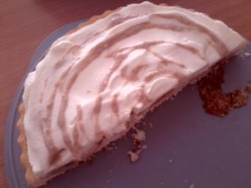 Bananen-Toffee-Torte - Rezept