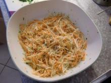 Kohlrabi-Möhren-Salat à la Heiko - Rezept