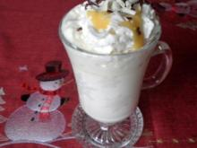 Heiße weiße Schokolade - Rezept