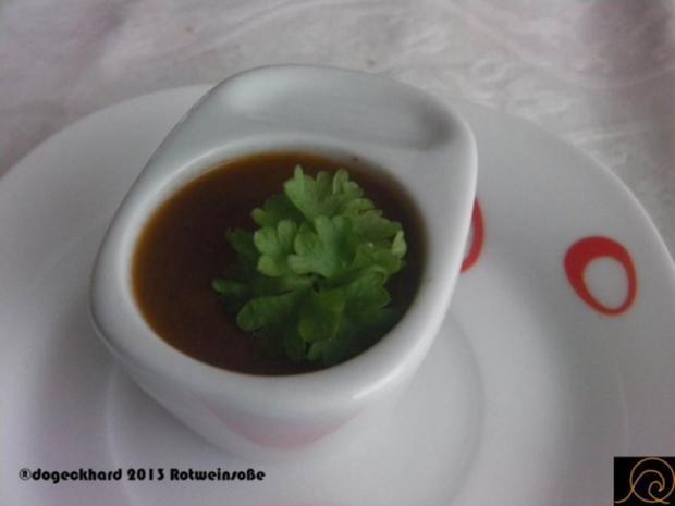 Rinderrouladen in Rotweinsoße - Rezept - Bild Nr. 10