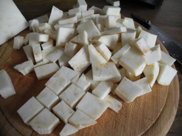 Suppen & Eintöpfe :  Chinakohl - Gemüseeintopf - Rezept - Bild Nr. 2
