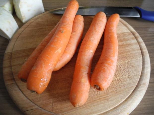 Suppen & Eintöpfe :  Chinakohl - Gemüseeintopf - Rezept - Bild Nr. 5