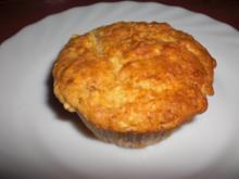 "Apfel-Mandel-Muffins ""Freestyle"" - Rezept"