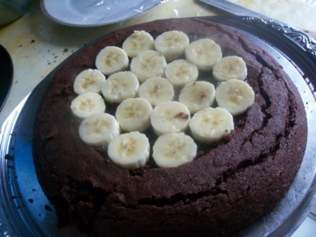 Kuchen - Bananenkremkuchen - Rezept - Bild Nr. 3