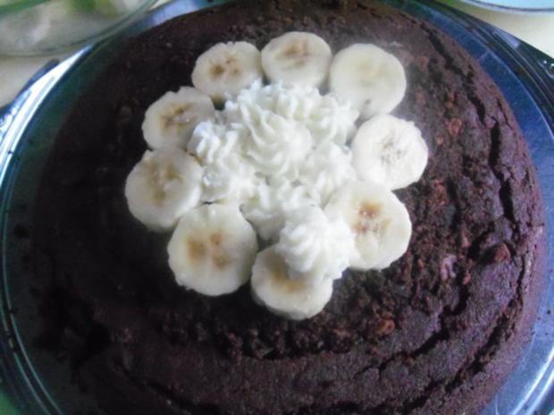 Kuchen - Bananenkremkuchen - Rezept - Bild Nr. 5