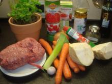Bolognese-Soße - Rezept