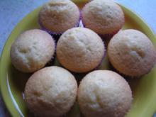 Zitronen Muffin 24 Stück - Rezept