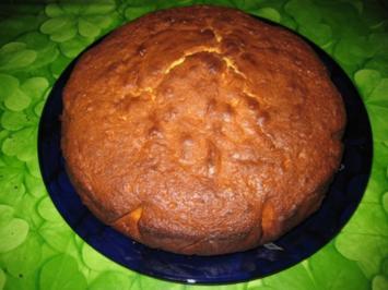 Weisser Schockoladen-Kuchen - Rezept