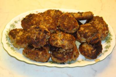 Pikante Frikadellen mit Curry - Rezept