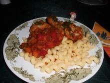 Sizilianisches Hähnchen>> - Rezept
