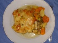 """Fischgericht - Kartoffel-Fisch-Auflauf """"Spezial"""" - Rezept"""