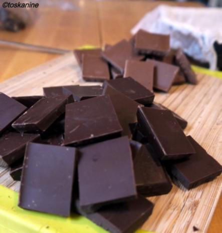 Espresso-Schoko-Fudge - Rezept - Bild Nr. 5