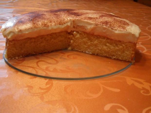 Venezia- Torte - Rezept