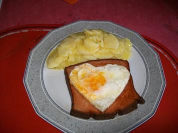 Kleine Gerichte: Frühstück mit Herz - Rezept - Bild Nr. 2