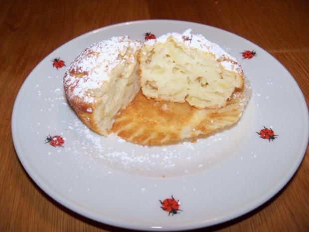 Apfel-Joghurt Muffins - Rezept