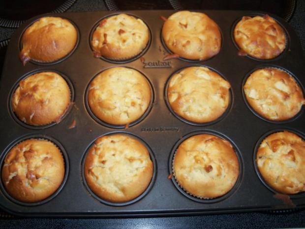 Apfel-Joghurt Muffins - Rezept - Bild Nr. 6