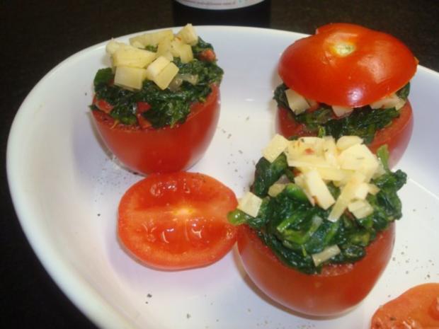 Gefüllte Tomaten - Rezept - Bild Nr. 3