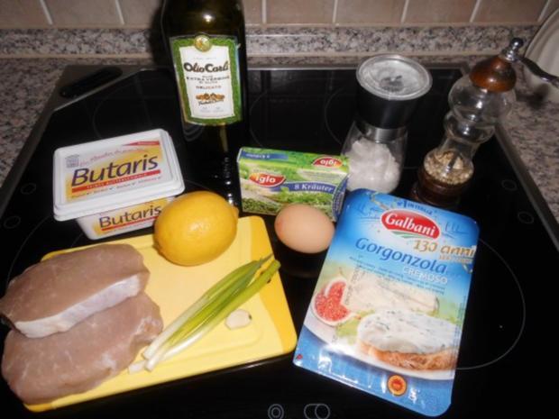 Gorgonzola-Schnitzel>> - Rezept - Bild Nr. 2
