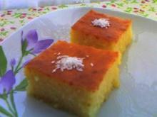 Joghurtkuchen - Revani - Rezept