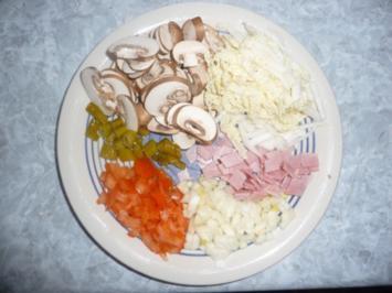 Omelett mit Pfiff - Rezept