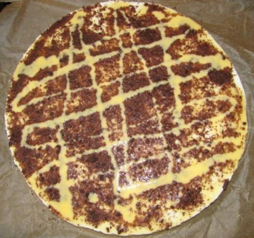 Schoko-Eierlikör-Torte - Rezept