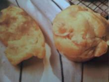 Bananen - Getrocknete Apfel-Aprikosen Muffin - Rezept