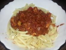 Pasta Improvisatione :-) - Rezept