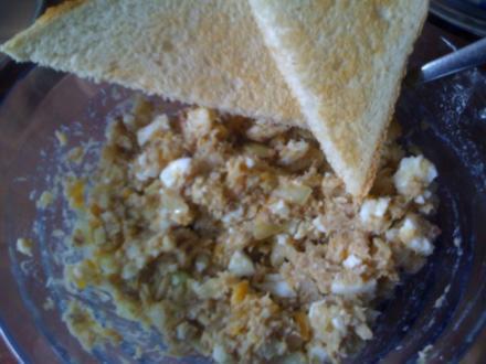 Sardinen- Aufstrich - Rezept