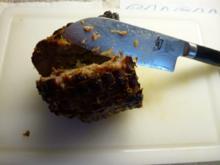 Knobi-Zwiebel-Rollbraten NT Rückwärts gegart mit roter Sauce - Rezept