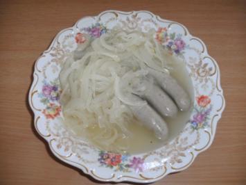 Hauptgericht: Saure Zipfel - Rezept