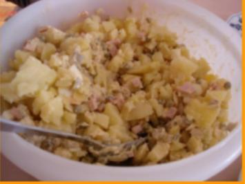 Tschechischer Kartoffelsalat nach Ivanka - Rezept