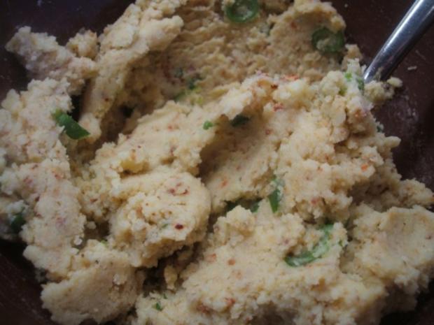 Suppen: Feine Karottensuppe mit scharfen Kartoffelbällchen - Rezept - Bild Nr. 7