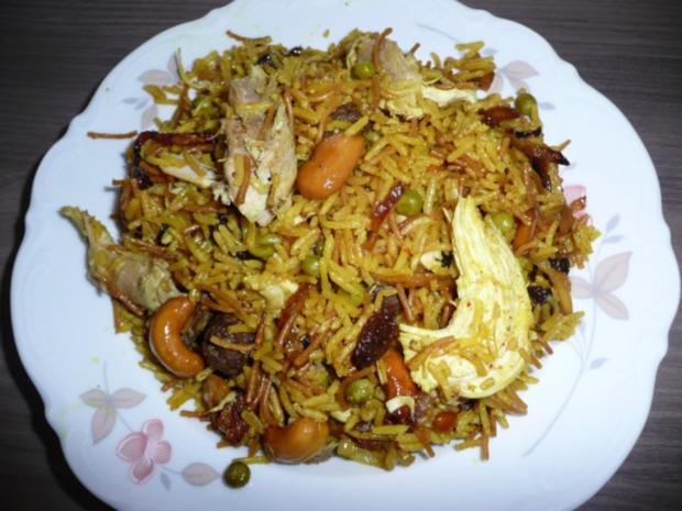 Syrische -Reispfanne - Rezept mit Bild - kochbar.de