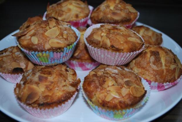 Saftige Apfel-Muffins - Rezept