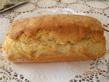 Rezept: Schnelles Brot