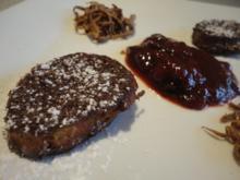 beschwipster Schokolade Kapuziner - Rezept