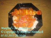 Fleisch – Manfred's Schaschliktopf - Rezept