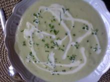 Kohlrabi-Crem-Suppe - Rezept