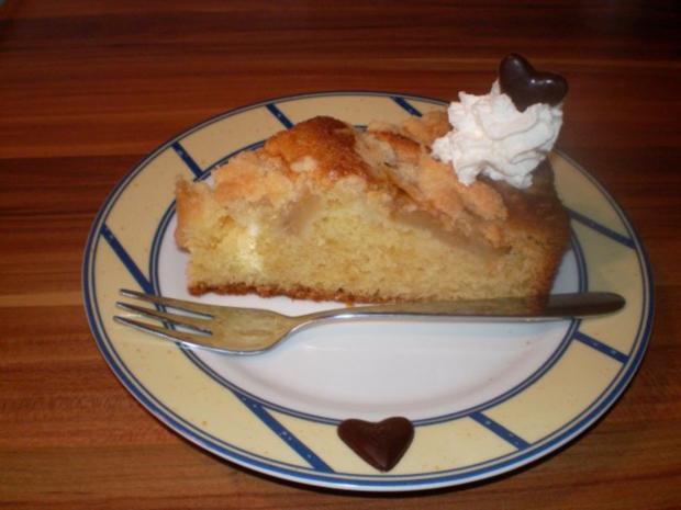 Apfel-Streuselkuchen - Rezept - Bild Nr. 6
