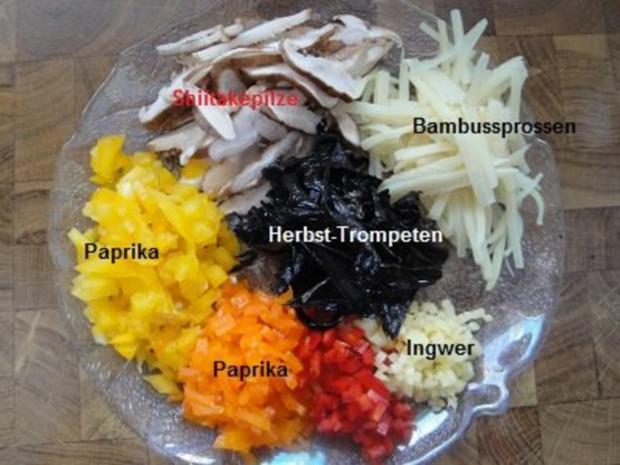 Pekingsuppe - Rezept - Bild Nr. 4