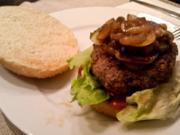 XXL-Burger de luxe - Rezept