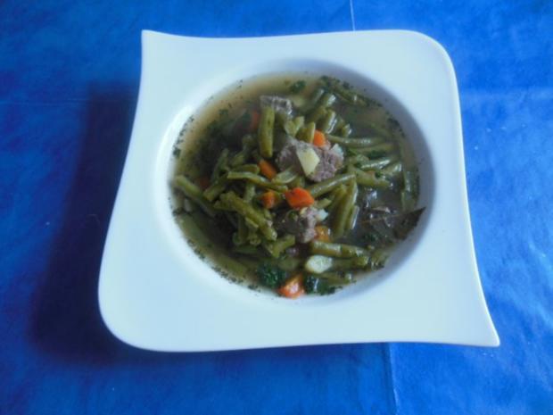 Suppe: Bohneneintopf - Rezept - Bild Nr. 3