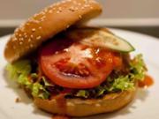 Canary Island Cheeseburger - Rezept